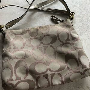 Coach Bags - Coach over the shoulder/cross body purse